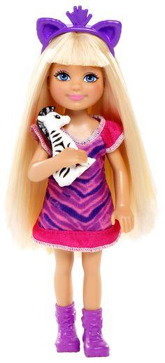 Ashlee black barbie