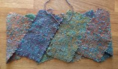 Pin Loom Stellar Cowl – Lois Weaver | Schacht Spindle Company