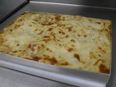 Paprika En La Cocina: Lasaña de verduras ( Lasagne di verdure)