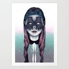 Void Art Print by Sofia Azevedo - $18.00