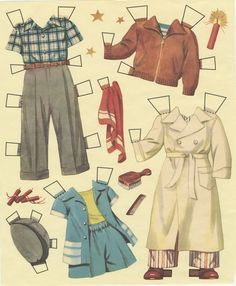 Paper Dolls | Western Reserve Historical Society