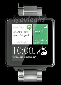 HTC smartwatch Archives - Samsung Galaxy Gear - Android Smart Watches - Sony Smart Watches