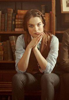 Ivy league style ~ Girls in tweed ~ Oxford cloth ~ Fair isle.