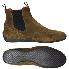 Online sale of the Sabelt italian men and women shoes 105U-FASTBACK-SUEDE.