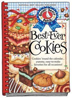 Gooseberry Patch Best-Ever Cookies Cookbook Irish Cream Bars