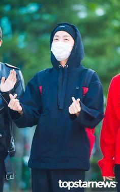 On the way to the Music Bank Hoseok Bts, Bts Bangtan Boy, Jhope, Gwangju, Nike Jacket, Rain Jacket, Hope Fashion, Most Beautiful People, Bts J Hope