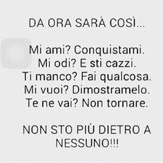 Citazioni - aforismi - frasi - love - coaching - inspirational - do something - stop demanding only