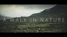 A Walk in Nature. Met een rol voor de Prekestolen in Noorwegen waar ik zelf ook ben geweest. Vet.