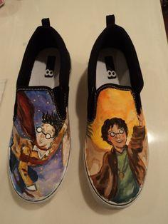 'erro potter shoes.