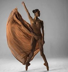 Misty Copeland is the First African-American Principal Dancer at American Ballet Theatre