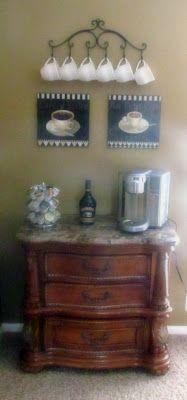 Do it yourself Coffee Bar!