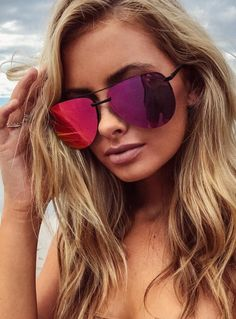cf84007bdc Quay Pink The Playa Sunglasses https   twitter.com cgmsingsjmin status