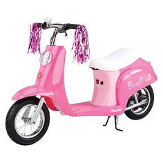 Buy Razor Pocket Mod Miniature Euro Electric Kids Ride On Retro Scooter, Pink at Wish - Shopping Made Fun Scooter 50, Retro Scooter, Kids Scooter, Scooter Girl, Scooter Scooter, Scooter Parts, Christmas Gifts For Teen Girls, Best Christmas Gifts, Kid Playroom