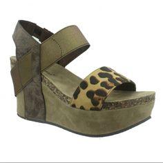 509d8befeeed0 Leopard Pierre Dumas Wedges Wedge Shoes