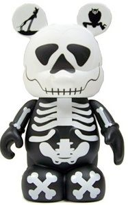 Silly Symphony Skeleton Dance Vinylmation - my FAVE one in the whole world