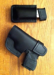 Compelled to Comment - Jackson LeatherWork, LLC Xds 45 Holster, Custom Leather Holsters, Concealed Carry, Leather Working, Jackson, Wallet, Purses, Jackson Family, Diy Wallet