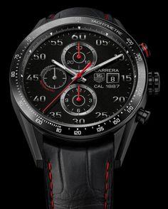 TAG Heuer Carrera 1887 Titanium Racing Chronograph