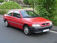 Image result for images of ford escort