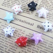 cool stars in origami