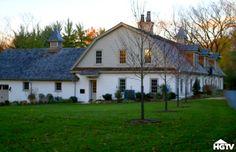 Barn House Renovation - Historic House Tour - Good Housekeeping