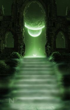 Gate of Eternity by nickizen.deviantart.com on @deviantART