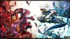 900 x 480 pictures league of legends | kennen lulu league of legends lol champion wallpaper hd 1600x900 n3.