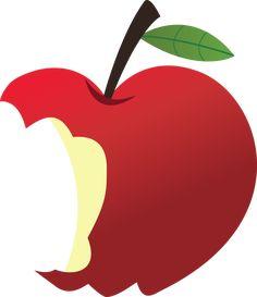 Bitten Apple Clipart - Imagens de clip art gratuitas