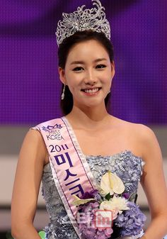 (Miss Korea) - 2011 Miss Korea, Seong, Culture, Korean Girl, People, Beauty, South Korea, Calm, Fashion