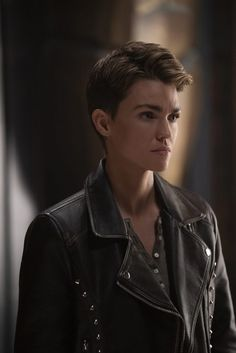 """Yes, Ruby Rose looks great in her """"Batwoman"""" suit. but was it something she'd dreamed of putting on? We asked her how big of a Bat-fan she was before joining the show."""