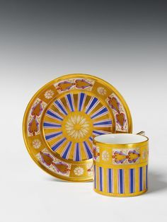 Lempertz BerlinBerlin, KPM, um 1800.Tasse mit Golddekor, Auktion 1047 Lempertz Berlin