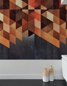 Dyymnd Ryyyt ~ Pattern Wall Tiles