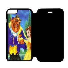 Disney Princess Aurora iPhone 6 Plus Flip Case Cover
