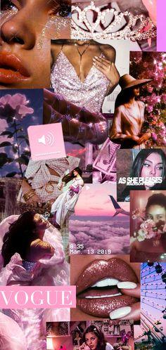 Pink Glitter Wallpaper, Pink Wallpaper Girly, Sassy Wallpaper, Iphone Wallpaper Themes, Bad Girl Wallpaper, Purple Wallpaper Iphone, Iphone Wallpaper Tumblr Aesthetic, Black Aesthetic Wallpaper, Cute Patterns Wallpaper