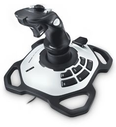 From acrobatic dogfights to long-range strikes, this precise joystick gives you the edge. Learn more about Logitech Gaming.