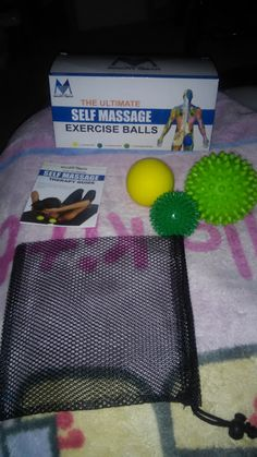 #MSG #BACK and #FOOT #PAIN #Massage #Balls #health #heal can be found at http://amzn.to/2iKYIbj