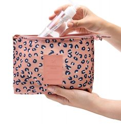 Women Multifunction Mesh Make up Bags Travel Lady Storage High quality Cosmetic Toiletry Bag Organizer Purse Pouch Clutch Bags