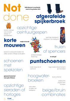 Brochure Kledingrichtlijnen