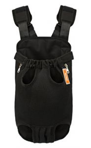 NICREW [Upgraded the Straps] Legs Out Front Dog Carrier, Hands-Free Adjustable Pet Backpack Carrier, Wide Straps with Shoulder Pads ** Visit the image link more details. (This is an affiliate link) Dog Backpack, Hiking Backpack, Pet Carrier Backpack, Buy A Dog, Cat Dog, Pet 1, Backpack Reviews, Cat Carrier, Cool Backpacks