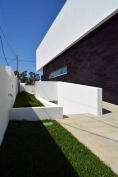 Casa FHQ : Casas modernas por PeC Arquitectos