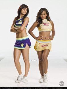 Cheerleading Uniforms, Hot Cheerleaders, Cheer Uniforms, Bring It On Quotes, Bring It On Again, Brooke Smith, Richard Simmons, Cheerleader Costume, Girl Outfits