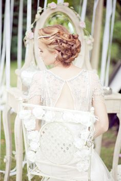 Jenny Packham 2012 Collection and Rosa Clara at Fetcham Park:  A Love My Dress Exclusive...
