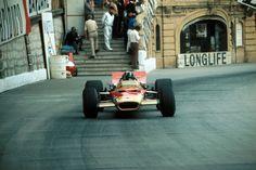 Graham Hill in Monaco