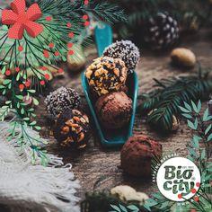 🌲✨#2: Ünnepi kávés trüffelgolyók a Good after Food mesteri repertoárjából 💝 Cookies, Chocolate, Fruit, Desserts, Food, Crack Crackers, Tailgate Desserts, Deserts, Biscuits