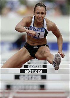 atletismo y algo más: Recuerdos año 2010. #Atletismo. 6470. Jessica Enni...