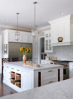 hamptons designer kitchen showhouse