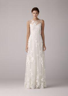 ARYA WHITE suknie ślubne Kolekcja 2014