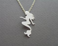 Hey, I found this really awesome Etsy listing at https://www.etsy.com/listing/156446001/mermaid-necklace-pendant-sterling-silver
