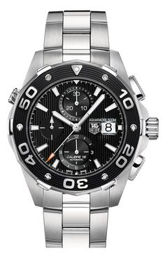 TAG Heuer 'Aquaracer 500M - Calibre 16' Automatic Chronograph Watch