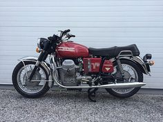 Moto Guzzi V7 850Gt:Sold