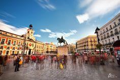 Puerta del Sol (Madrid) (2) - Dominic Dähncke